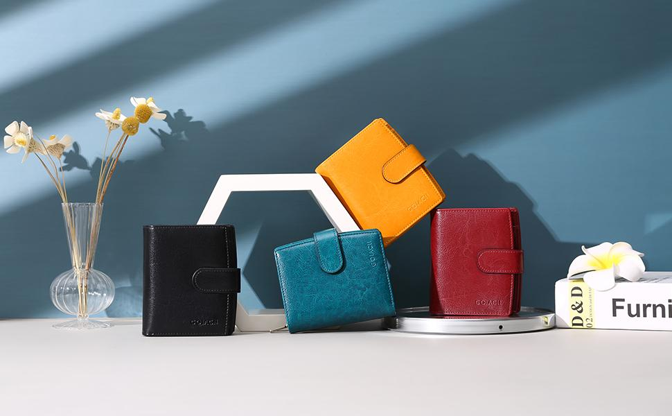 small wallet for women
