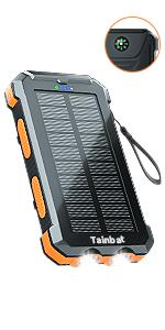 patriot solar charger, cell phone solar charger, solar power bank 30000mah, lit solar power bank