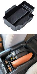Center Console Organizer Tray Chevy Colorado GMC Canyon Accessories 2015 16 17 2018 2019 2020 2021