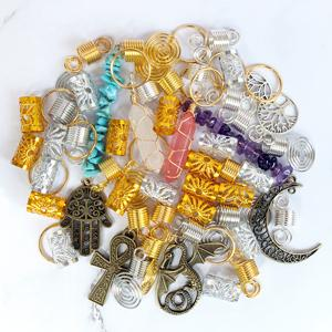 Hair Jewelry Dreadlock Loc Jewelry for Hair