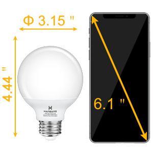 bulb size