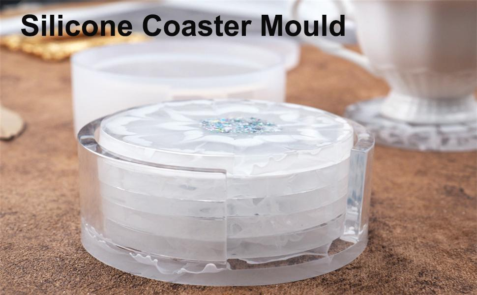 resin silicone mold