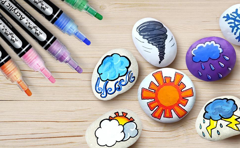 Acrylic Paint Pens