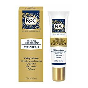 RoC Retinol Correxion - Eye Cream for Anti-Aging - Hero Image