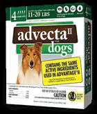 Advecta II Dogs 11-20 lbs