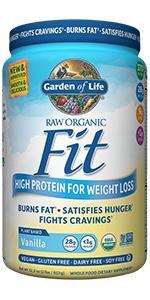 raw organic fit