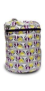 cloth diaper wet bag zipper kanga care rumparooz