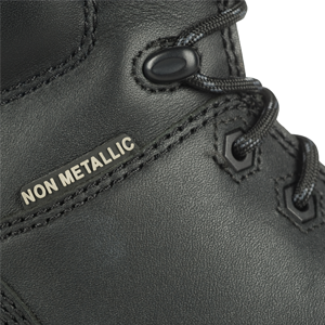 """Oliver 45 Series 6"""" Composite Toe Leather Work Boots, non-metallic boots, Electrical Protection"""