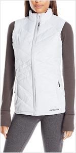 womans insulated vest