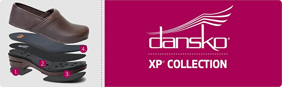 Dansko XP Clog