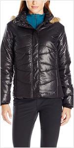 womans winter jacket