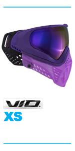 Virtue VIO XS Thermal Paintball Mask Goggles