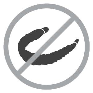 Kills Flea Larvae