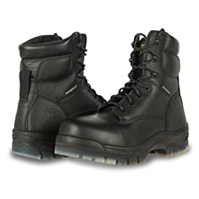 """Oliver 45 Series 6"""" Composite Toe Leather Work Boots, composite toe, men's work boots"""