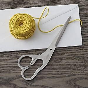 Safety Scissors, Flat, Stylish Scissors