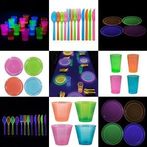 birthday;party;kids;adult;fiesta;blacklight;glow;in;the;dark