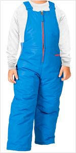 toddler insulated bib overall