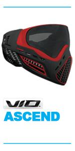 Virtue VIO Ascend Thermal Paintball Mask Goggles