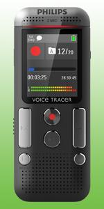 voice tracer 2500