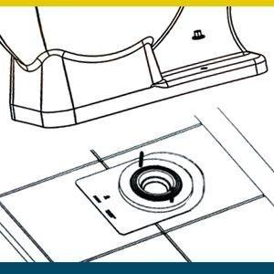 quick installation membrane rubber