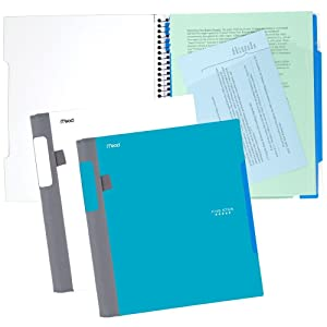 1 subject notebook, notebook with divider, college ruled notebook, Advance notebook