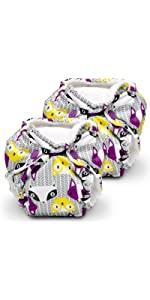 newborn cloth diaper lil joey kanga care rumparooz