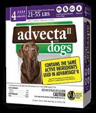 Advecta II Dogs 21-55 lbs