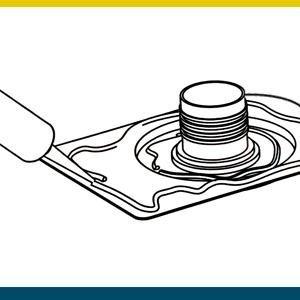 easy installation reusable toilet repair