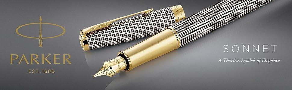 Parker Sonnet Pens - A Timeless Symbol of Elegance