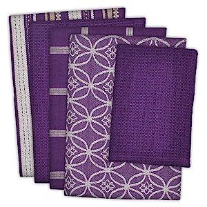 dish towel set,kitchen towels cotton,dish towels absorbent,kitchen towels and dishcloths sets