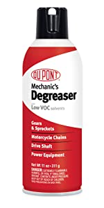Chain ANd Sprocket Degreaser