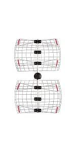 antennas; hdtv; tv; indoor; bowtie; dtv; best; DB4e; outdoor; UHF; VHF; antennas direct;