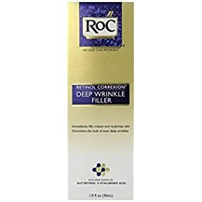 RoC RETINOL CORREXION Deep Wrinkle Filler for Anti-Aging
