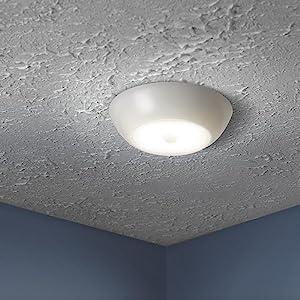 battery powered ceiling light fixture, bathroom light fixtures, interior motion sensor ceiling light