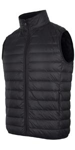 Packable Puffer Down Vest