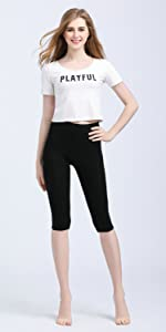 Capri Leggings for Women8700