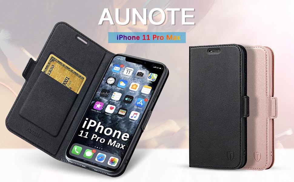 Iphone 11 Pro Max Folio Notebook iphone 11 Pro Max folio case slim  iphone 11 Pro Max folio case