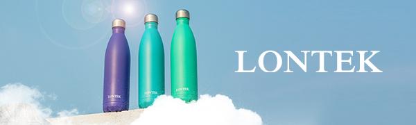 Lontek water bottle-double wall