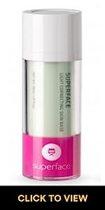 Superface skin base primer for redness irritated skin