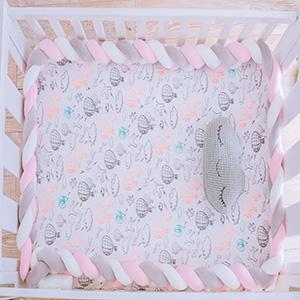 baby bed crib bumper