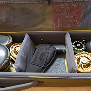 Fast access by knowing exactly where your firearm is.