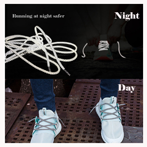 Shoe Laces Reflective