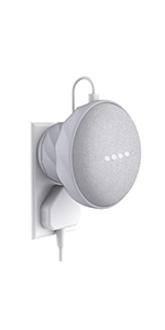 google home mini wall mount