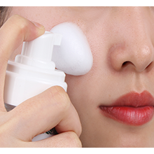 how to use bubble facial toner