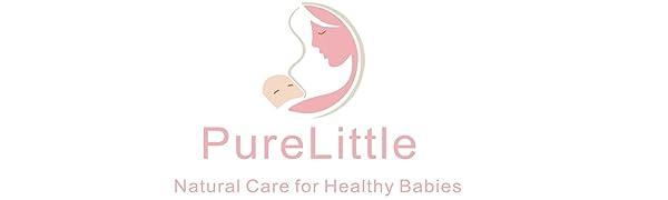 PureLittle logo
