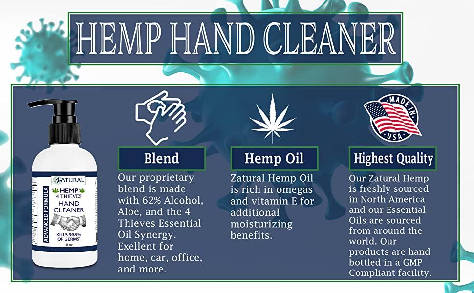 waterless hand cleaner alcohol gel
