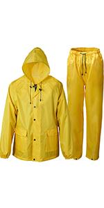 rain suits for men women