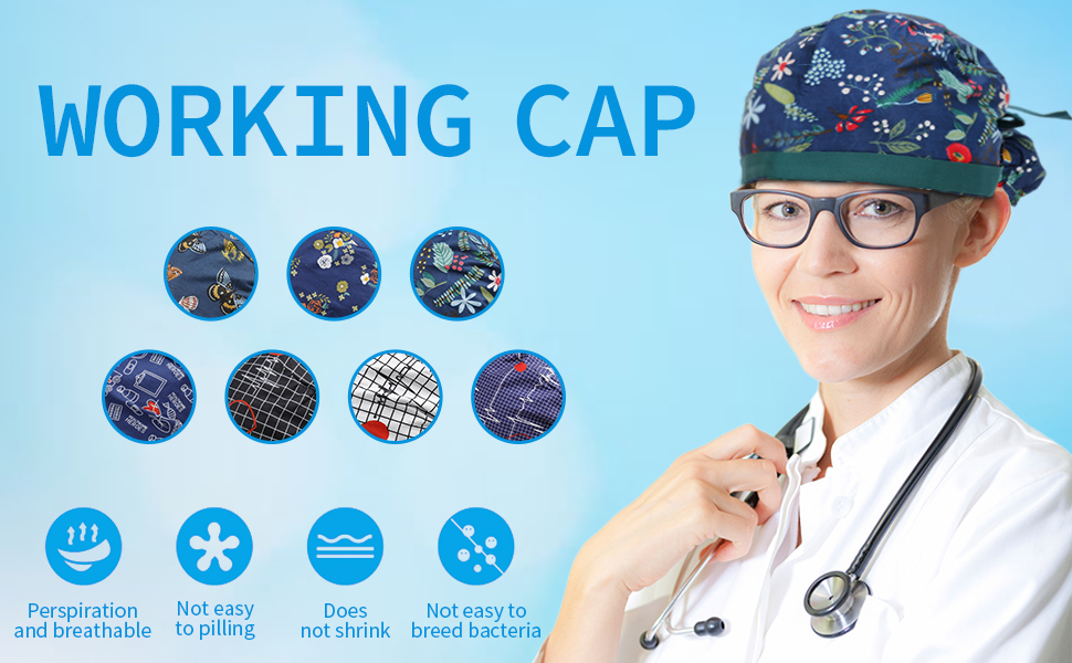 New Design Working Cap