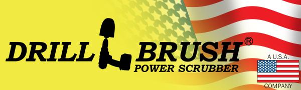 drill brush USA