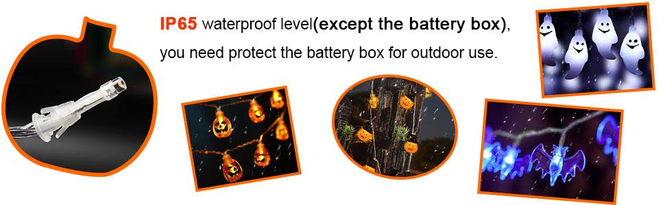 waterproof halloween light